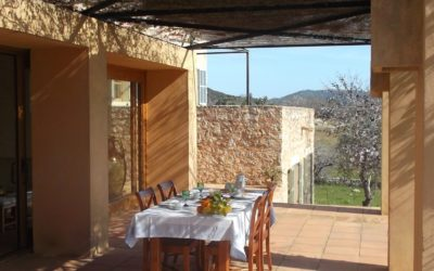 Casa Antonia-Mallorquinische Finca mit Meerblick in Son Servera