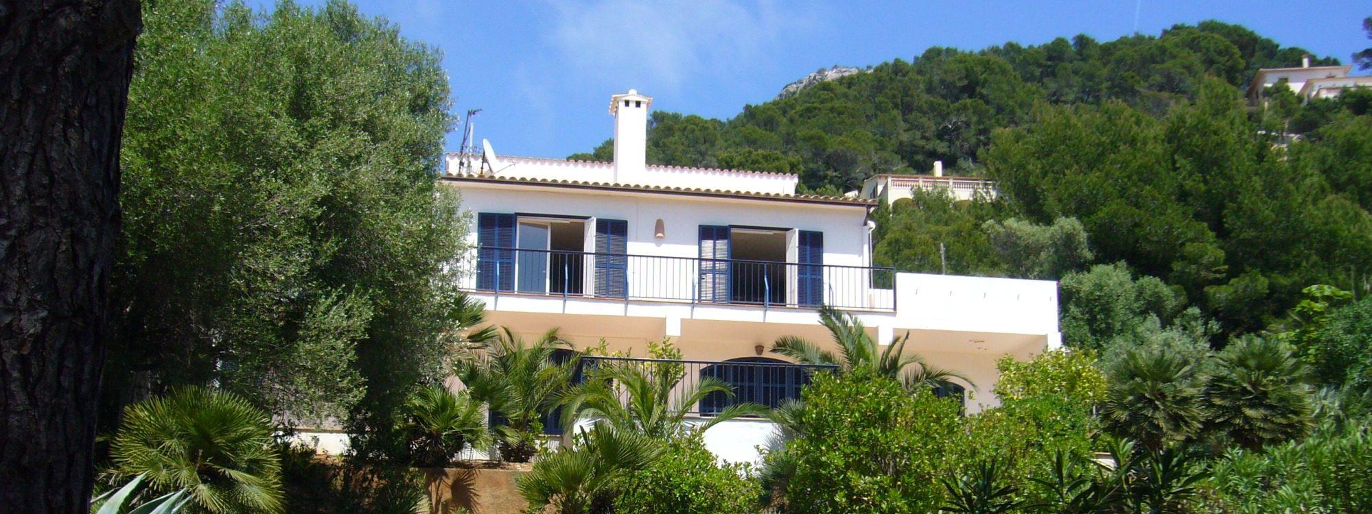 Meersicht-Villa in Canyamel für bis zu 6 Personen