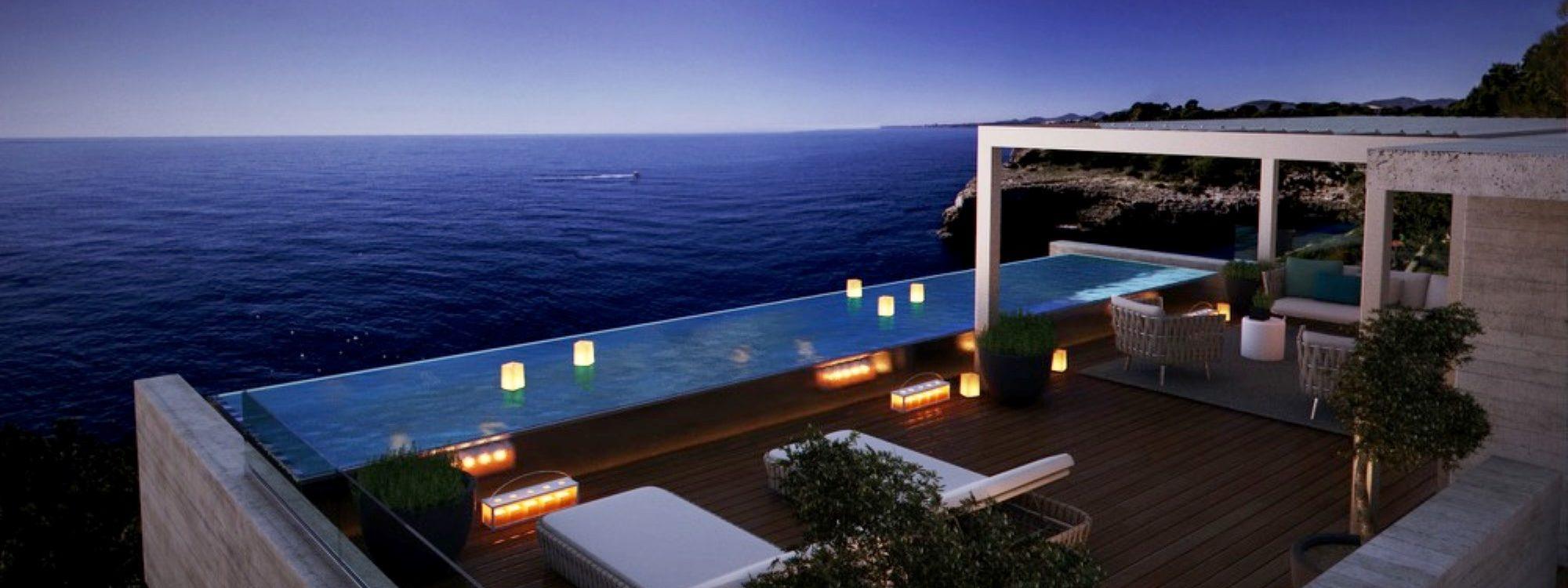 Moderne Luxus-Villa