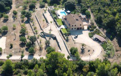 Beeindruckende Villa mit atemberaubendem Panoramablick bei Artà