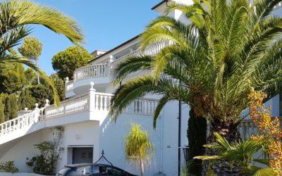 Villa Vista Mar in Costa de los Pinos mit traumhaftem 180 Grad Meerblick
