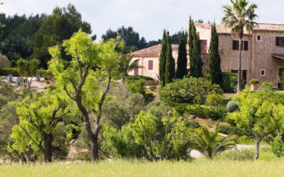 Einzigartige und luxuriöse Land-Villa bei Artà für bis zu 9 Personen