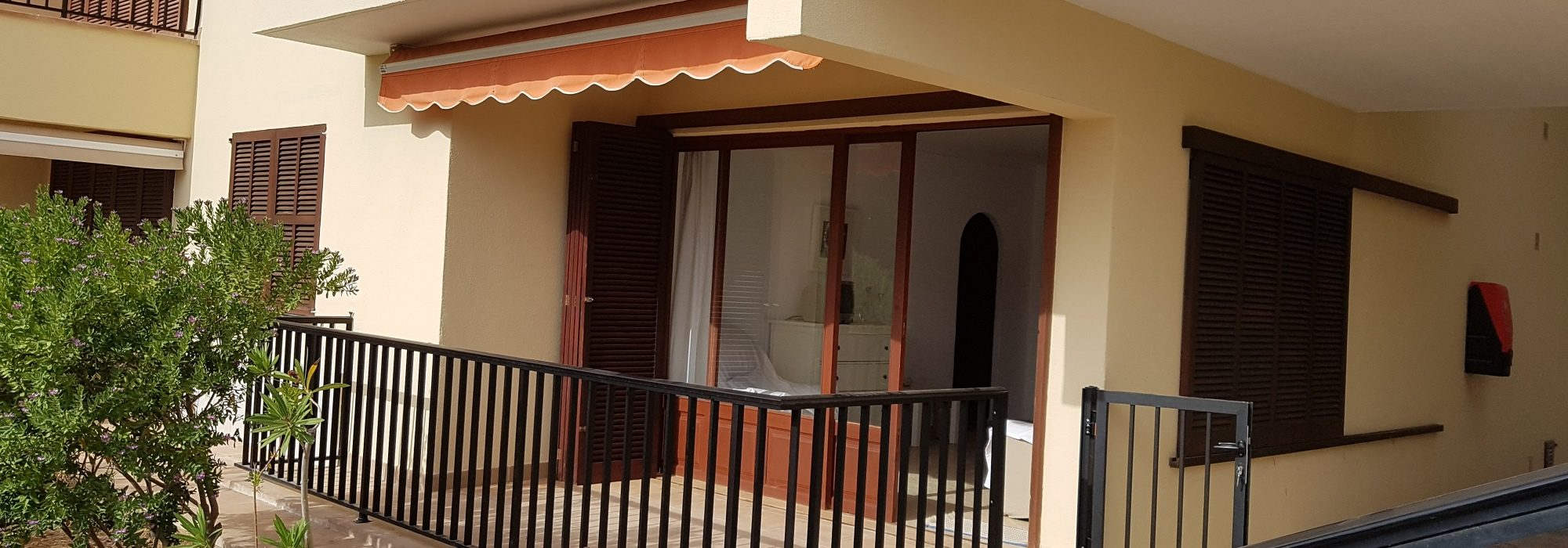 Apartement in Canyamel mit 2 Schlafzimmer und Meersicht