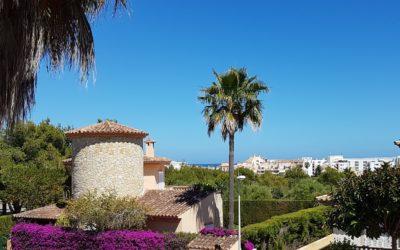 Herrschaftliche Villa in Cala Bona