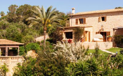 Luxusfinca Carrio Verde mit Gästehaus, für bis zu 10 Personen – Meersicht