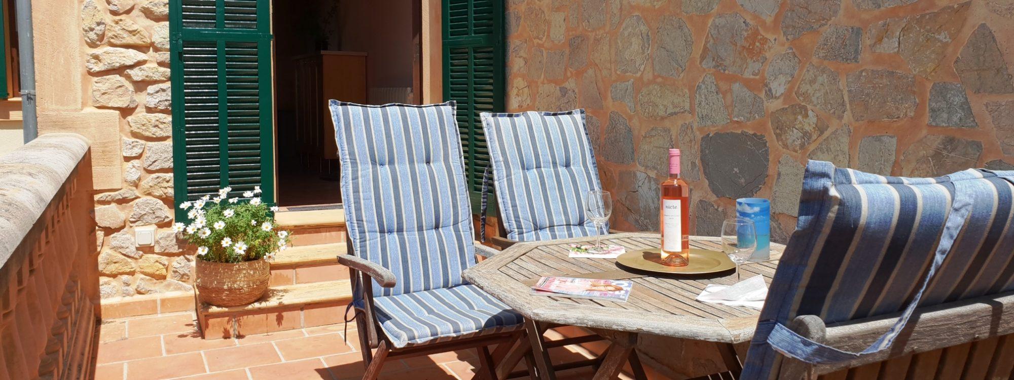 schöne Wohnung in Sant Llorenç mit 2 Schlafzimmer für nur 800.- Euro/Monat