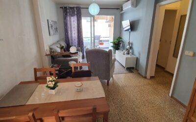 Schöne kleine Wohnung in Cala Millor, 2 SZ – 1BZ