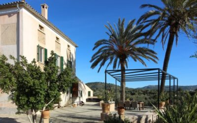 Landhausvilla im Colonial-Stil bei Arta für bis zu 12 Personen